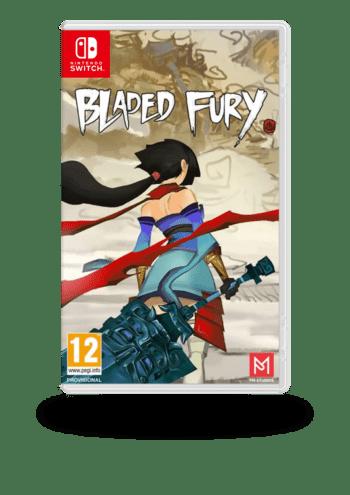 Bladed Fury Nintendo Switch