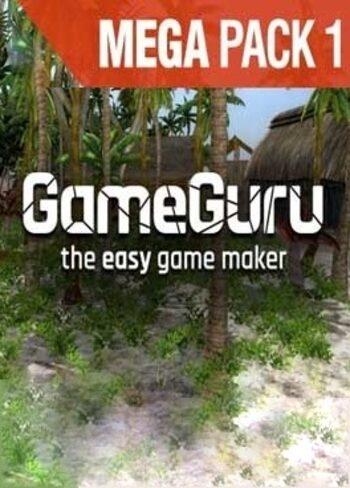 GameGuru Mega Pack 1 (DLC) Steam Key GLOBAL