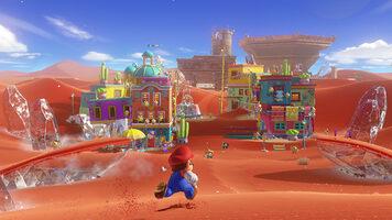Redeem Super Mario Odyssey Nintendo Switch