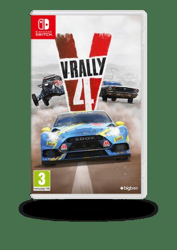 V-Rally 4 Nintendo Switch