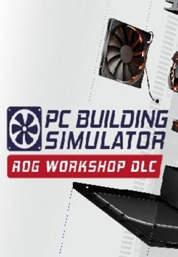 PC Building Simulator - Republic of Gamers Workshop (DLC) Steam Key GLOBAL