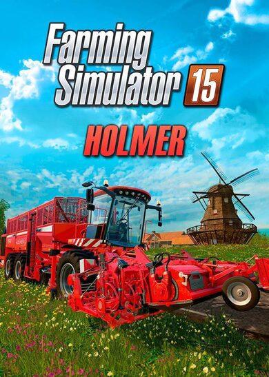 Farming Simulator 15 - HOLMER (DLC) ()