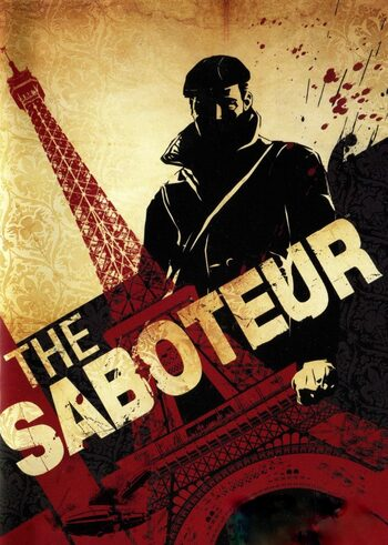 The Saboteur Origin Key GLOBAL