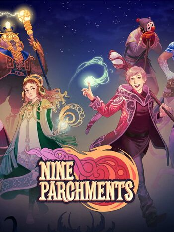 Nine Parchments Steam Key GLOBAL