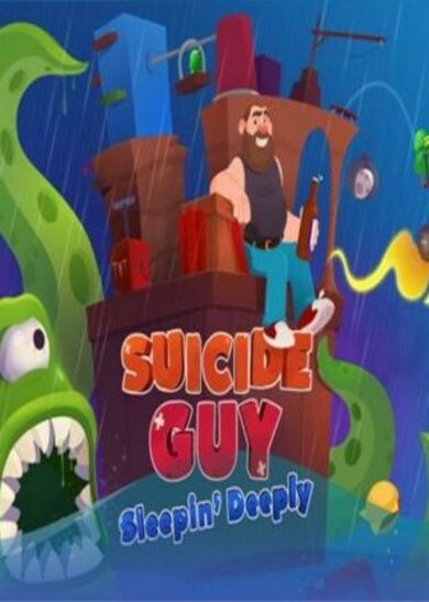 Suicide Guy: Sleepin' Deeply Steam Key GLOBAL