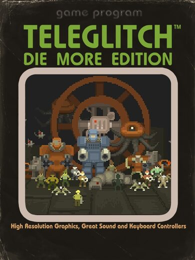 Teleglitch (Die More Edition) Steam Key GLOBAL