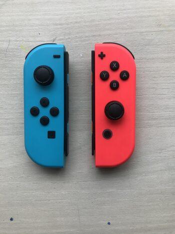 Nintendo switch pulteliai