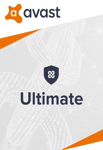 Avast Ultimate 2021 - 1 Device 3 Years Avast Key GLOBAL