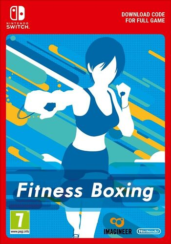 Fitness Boxing (Nintendo Switch) eShop Key EUROPE