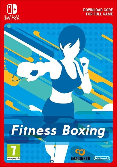 Fitness Boxing (Nintendo Switch) ()