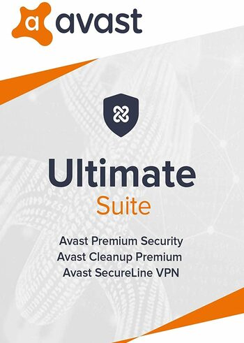 Avast Ultimate 5 Devices 3 Years Avast Key GLOBAL