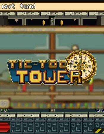 Tic-Toc-Tower Steam Key GLOBAL
