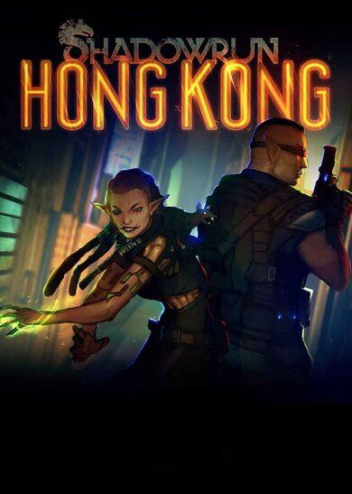 Shadowrun: Hong Kong Steam Key GLOBAL