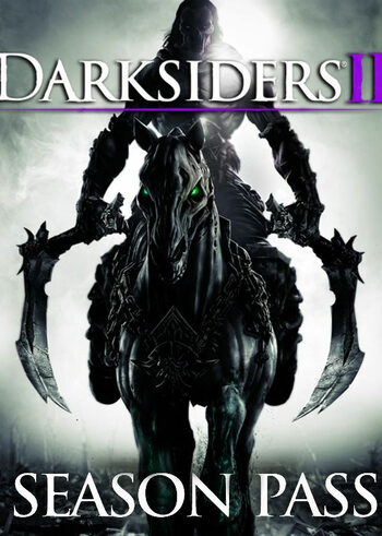 Darksiders 2 - Season Pass (DLC) Steam Key GLOBAL