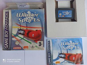 ESPN International Winter Sports 2002 Game Boy Advance