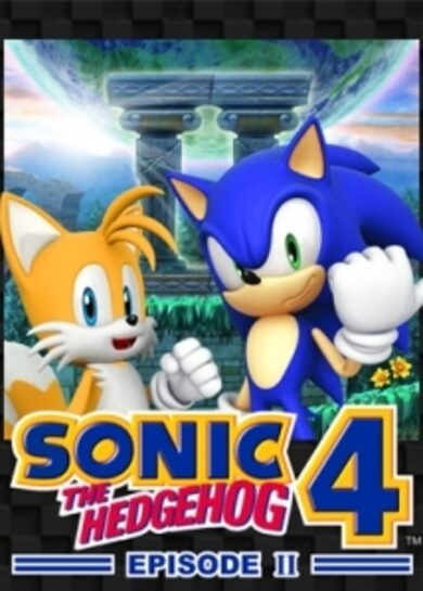 Sonic the Hedgehog 4 Episode 2 Steam Key GLOBAL