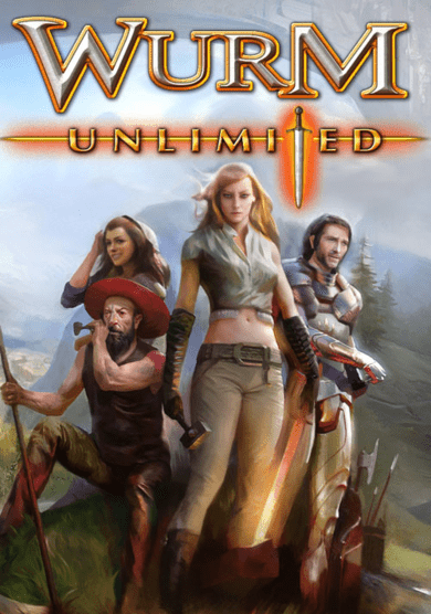 Wurm Unlimited Steam Key GLOBAL