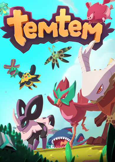 Temtem Steam Key GLOBAL
