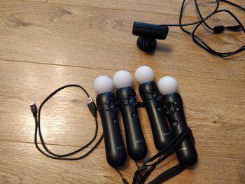 manette motion move ps3 compatible ps4 + caméra