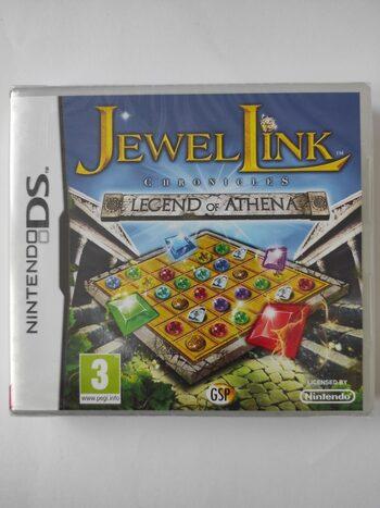 Jewel Link Chronicles: Legend of Athena Nintendo DS