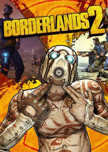 Borderlands 2 - Ultimate Vault Hunters Upgrade Pack (DLC) Steam Key GLOBAL
