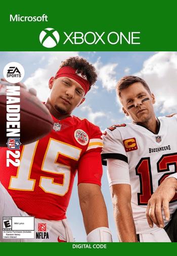 Madden NFL 22 XBOX LIVE Key UNITED STATES