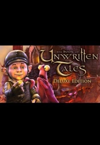 The Book of Unwritten Tales Digital Deluxe Edition Steam Key GLOBAL
