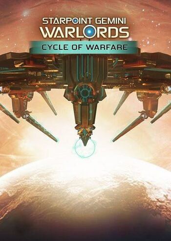 Starpoint Gemini Warlords - Cycle of Warfare (DLC) Steam Key GLOBAL