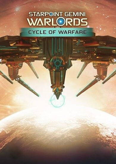 Starpoint Gemini Warlords - Cycle of Warfare (DLC) Steam Key EUROPE