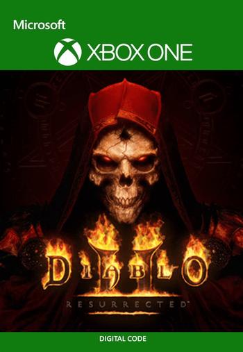 Diablo II: Resurrected Código de XBOX LIVE UNITED STATES
