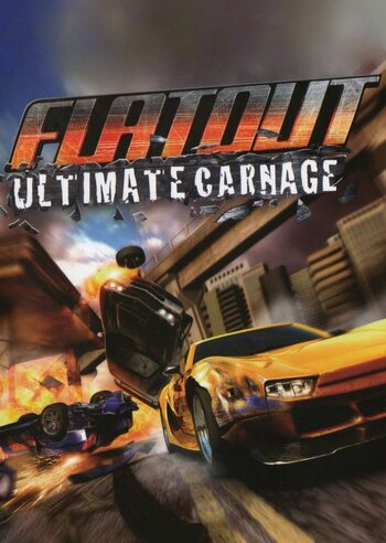 FlatOut: Ultimate Carnage Steam Key GLOBAL