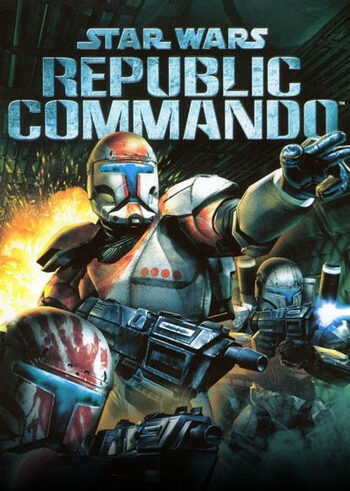 Star Wars: Republic Commando Steam Key GLOBAL