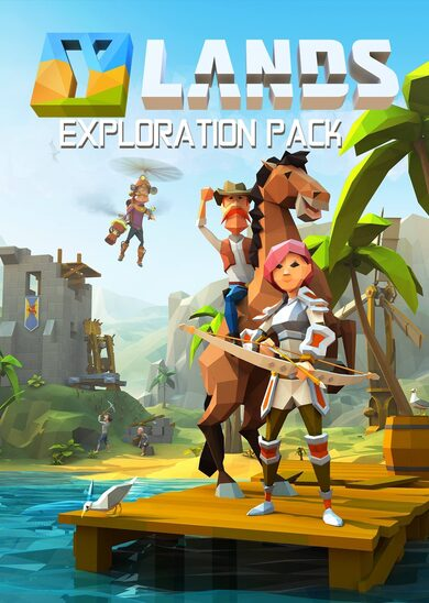 Bohemia Interactive / Ylands - Exploration Pack (DLC) Steam Key GLOBAL