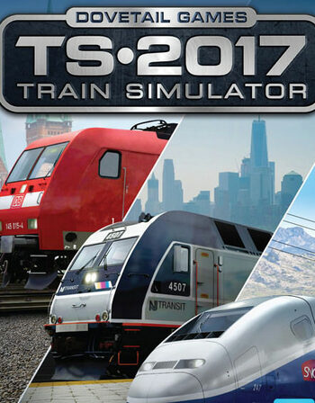 Train Simulator 2017 Steam Key EUROPE