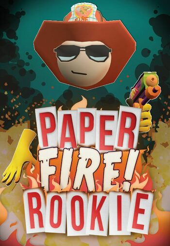 Paper Fire Rookie [VR] Steam Key GLOBAL