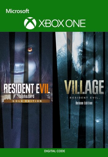 Resident Evil Village & Resident Evil 7 Complete Bundle XBOX LIVE Key UNITED STATES