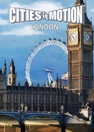 Cities in Motion - London (DLC) Steam Key GLOBAL