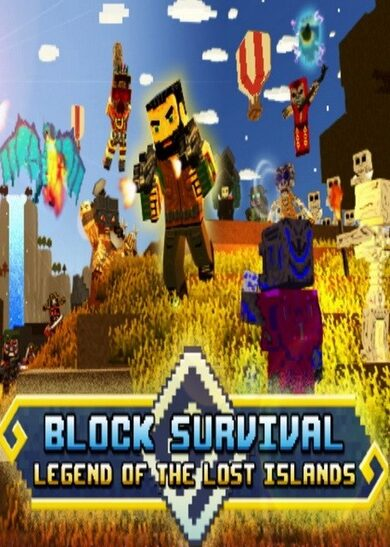 Block Survival: Legend of the Lost Islands Steam Key GLOBAL