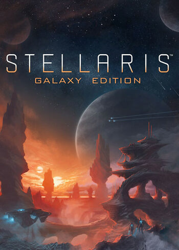 Stellaris (Galaxy Edition) Steam Key GLOBAL