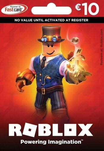 Roblox Card 10 EUR - 800 Robux Key GLOBAL