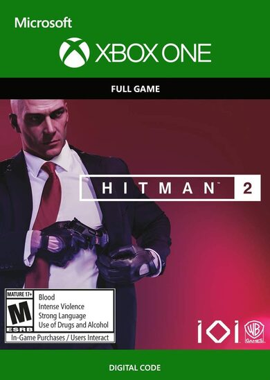 HITMAN 2 (Standard Edition) (Xbox One) Xbox Live Key UNITED STATES
