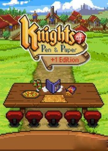 Knights of Pen and Paper +1 Edition Steam Key GLOBAL