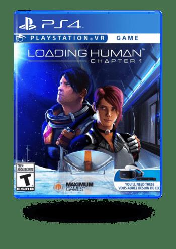 Loading Human: Chapter 1 PlayStation 4