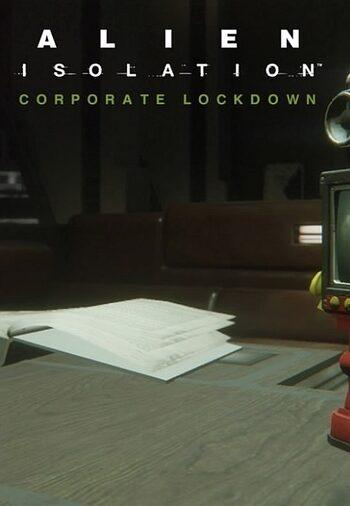 Alien: Isolation - Corporate Lockdown (DLC) Steam Key GLOBAL
