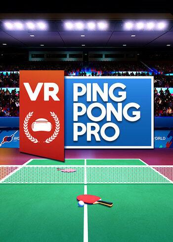 VR Ping Pong Pro Steam Key GLOBAL