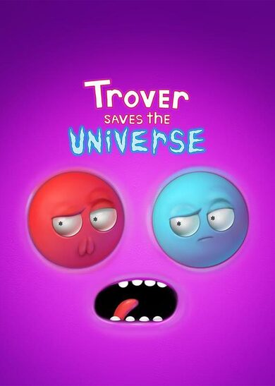 Trover Saves the Universe Steam Key GLOBAL