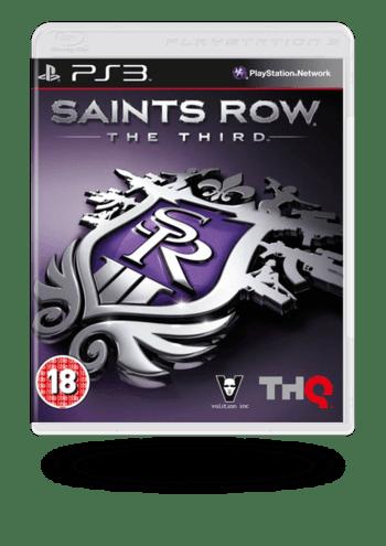 Saints Row: The Third PlayStation 3