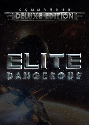 Elite Dangerous: Commander Deluxe Edition Steam Key GLOBAL