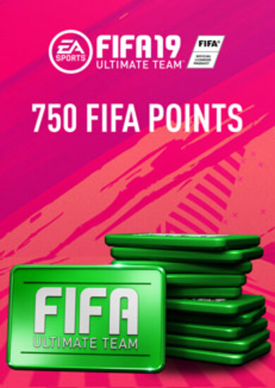FIFA 19 - 750 FUT Points Origin Key GLOBAL