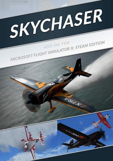 Microsoft Flight Simulator X: Steam Edition - Skychaser Add-On (DLC) Steam Key EUROPE